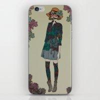 Kinabalu iPhone & iPod Skin
