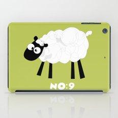 Sheep Number 9.... iPad Case