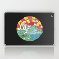 Life Is All Right (Color… Laptop & iPad Skin
