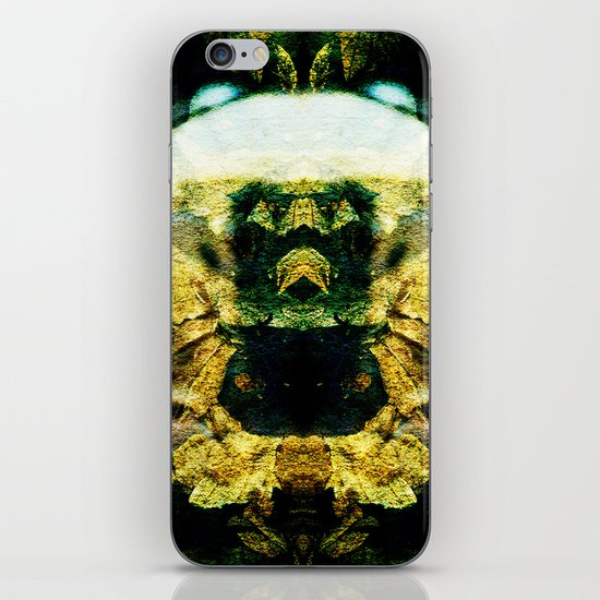 Mind's Roshak iPhone & iPod Skin