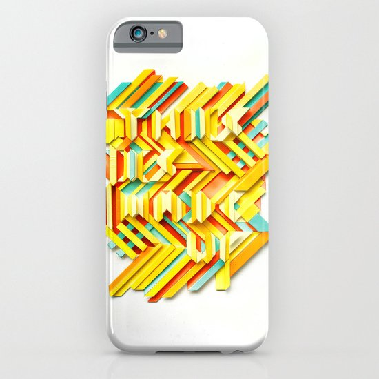 This Is Made Up #3 iPhone & iPod Case