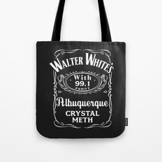 Walter White Pure Crystal Meth. Tote Bag