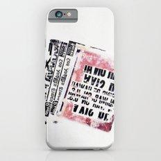 RETRO 5 iPhone 6 Slim Case