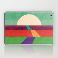 The Path Leads To Foreve… Laptop & iPad Skin