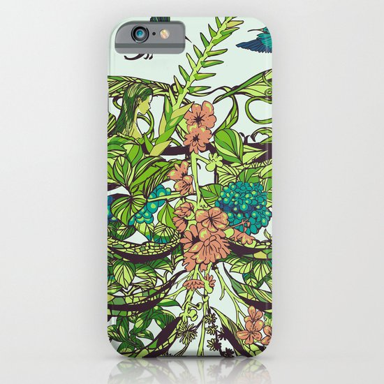 Daydreamer iPhone & iPod Case