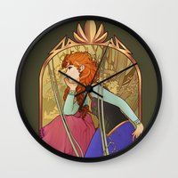 For the First Time in Forever Wall Clock