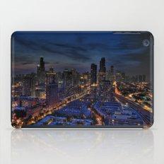 The City Of Big Shoulders iPad Case