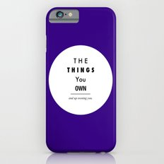 Possession iPhone 6 Slim Case