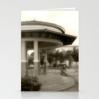 Plaza de Rincon # 2 Stationery Cards