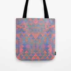 Delta Tribe - Pink Tote Bag