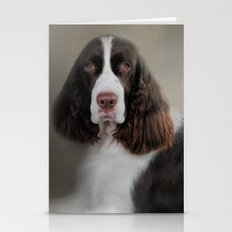 Waiting Patiently - Engl… Stationery Cards
