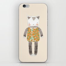 Pussycat iPhone & iPod Skin