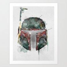 Star Hunter Art Print