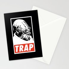Obey Ackbar's TRAP Stationery Cards
