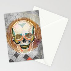 Another Skull Stationery Cards