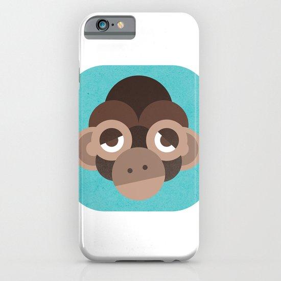 Cheeky Monkey iPhone & iPod Case
