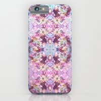 iPhone & iPod Case featuring Purple Flowers by Rachel Clore