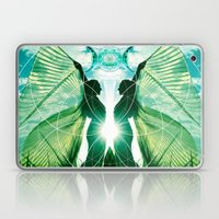 DIVINE REFLECTION Laptop & iPad Skin