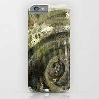 iPhone & iPod Case featuring 1800's Gravestone Art Series 2 by bsvc