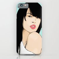 MARIA MENA iPhone 6 Slim Case