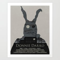 Donnie Darko Poster Art Print