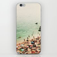 La plage iPhone & iPod Skin
