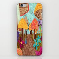Alice in the Forest iPhone & iPod Skin