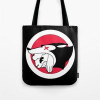 Tote Bag featuring Sheep-n-Wolves Clothing by Sheep-n-Wolves Clothing