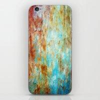 Grunge 'n' Rust iPhone & iPod Skin
