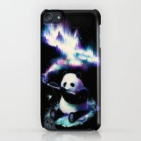 iPod Touch Cases featuring Music Is My Universe by nicebleed