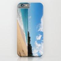 Tunnels beach iPhone 6 Slim Case