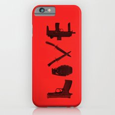 LOVE - Bloody Valentine iPhone 6 Slim Case