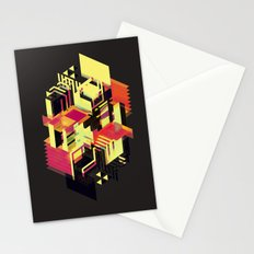 Utopia in Six or Seven Colors Stationery Cards