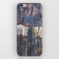 bluegreen  iPhone & iPod Skin