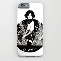 iPhone & iPod Case featuring Killing It by Judith Chamizo