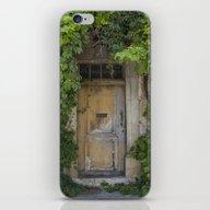iPhone & iPod Skin featuring Provence Door by LebensART Photograph…