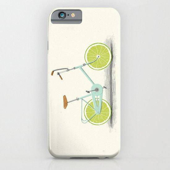 Acid (Blue) iPhone & iPod Case