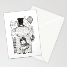 My Monster Friend Stationery Cards