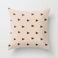 HOLA / Russian Autumn Throw Pillow
