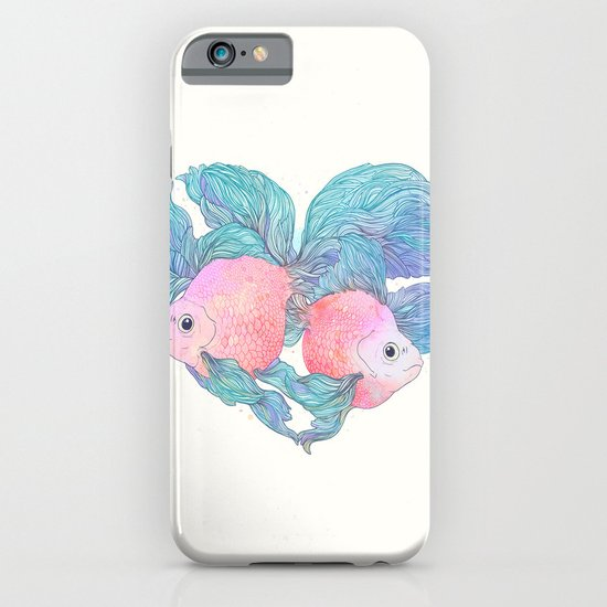 Summer Love iPhone & iPod Case
