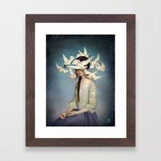 The Beginning Framed Art Print