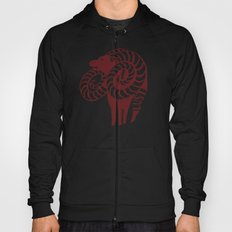 The Goat's Sin of Lust Hoody