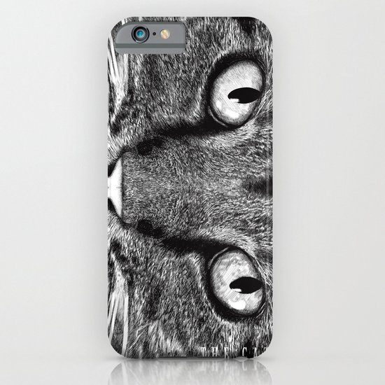 THE CAT iPhone & iPod Case