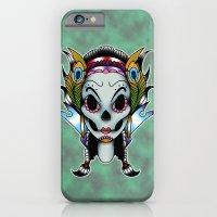 SugarSkull1 iPhone 6 Slim Case