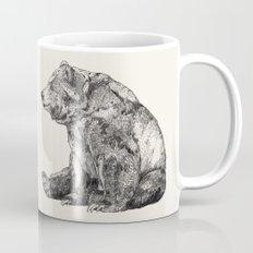 Bear // Graphite Mug
