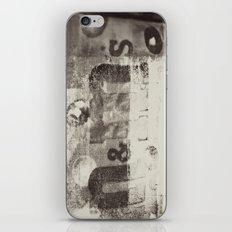 M&M iPhone & iPod Skin