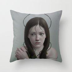 281 Throw Pillow