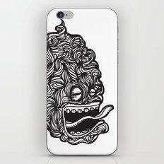 Hairy Smoke Bastard #1 iPhone & iPod Skin