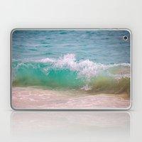 Caribbean Wave Laptop & iPad Skin