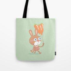 Happy Bunny Tote Bag